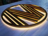 Long Life Waterproof 3D Custimized Advertising Dealer Illuminated Channel Letter LED Light Box