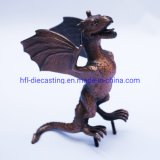 New Design Zinc Alloy Craft/Aluminum Craft by Die Casting with Spray Coating