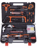 Plastic Toolbox Storage Case Packing Home Use General Household Hand Tool Kit, Hand Tool Set