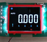 Custom Cheap High Contrast Color Segment Va Display LCD for Electronic Products