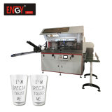 Hot Sale Full Automatic Screen Printing Machine Printing Crystal/Glass/Plastic Cup