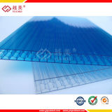 UV Protected Cellular Honeycomb Polycarbonate Hollow Sheet