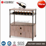 Wholesale Excellent Knockdown Patent Mini Wooden Steel Wine Furniture for 60 Countries