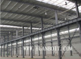 Steel Frame Structure Engineering Building for Warehouse Workshop