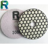 50# Grit Diamond Polishing Pads Dry Use