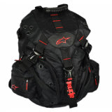 Red Logo Racing Sports Backpack Motorcycle Shoulders Backpack (BA13)