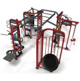 Lifefitness Group Training Fitness Equipment Synrgy360 (S-2002)