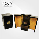 High-Quality Double Door Wooden Watch Winder