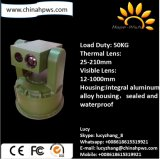 Day and Night Color CCD Infrared Thermal PTZ Security Camera
