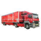 Light Weight FRP CBU Dry Truck Body