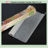 40GSM Silicone Coated Baking Paper Roll