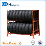 Best Price Heavy Duty Stacking Adjustable Metal Tires Storage Racking
