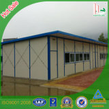 EPS Insulated Steel House Used at Construction Site