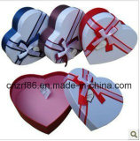 Paper Gift Box /Cardboard Round Box/Heart Shaped
