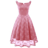 Summer Ladies Dress for Evening Party Tube Dress Sleeveless Tube Dress Custom Pridemaid Long Dress Printed Hollow