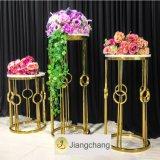 Cheap Modern Wedding Flower Stand/Flower Outdooor Stand/Flower Stand Decoration