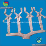 Precision Aluminium / Aluminum Die Casting with Handle Bar Raw Finishing