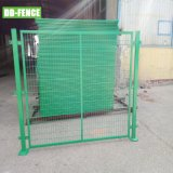 Cheapest Welded Mesh Frame Fence Hot Sale High Way Frame Fence