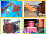 Sawdust Burner for Drying Chamber