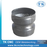 Metal Steel Pipe Fittings Water Treatment System CNC Tube Spinning