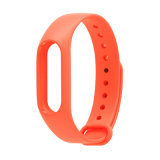 Sweat-Proof Waterproof Breathable Pure Color Watch Band Strap for Xiaomi Mi Band 3 4