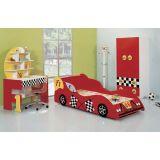 2014 New Design Modern Style Kids Bed Car (WJ277477)