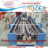 PP PE Plastic Spiral Corrugated Pipe Making Machine