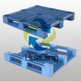 """1200X1200 (48""""X48) Factory Directly Supply Steel Reinforced Low Level Price Plastic Pallets"""