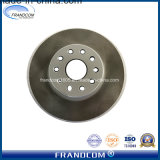 Automtotive Spare Parts Friction Material Brake Disc