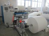 Straw Paper Slitting and Rewinding Machine