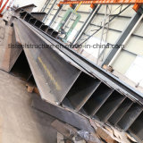 Prefabricated Construction Steel Structure Frame Prefab Shed Workshop to Ghana