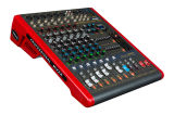 Hot Sales 6 Channels Audio Mixer Plx6