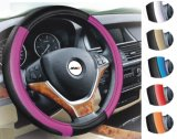 Leather Car Steering Wheel Cover Covers for Cheap Cars