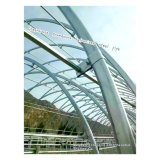 OEM Greenhouse Framework Hot DIP Galvanized Steel Pipe