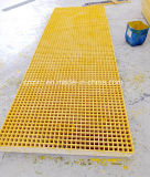 Factory Direct Supply FRP GRP Fiberglass Anti-Skid Grating