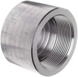 ANSI B16.11 Forged Stainless Steel 304 3/4inch Threaded Pipe Cap