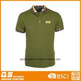 Men's Printed Casual Polo Shirt