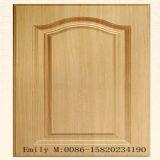 PVC Foil Wooden Door Kitchen Cabinet Door (ZH-8002)