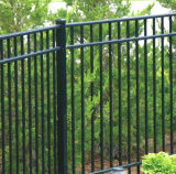 Rocky Decorative Aluminum Fence Panel