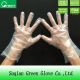 Clear Cheap Medical CPE Glove