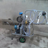 Vacuum Pump Milking Machine Single Bucket Cow Milker