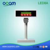 LED POS Customer Pole Display (LED8A)