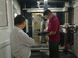 Denim Jeans Monkey Washing Machine with Robot Arm