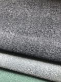 100%Polyester Velvet Fabric with Linen Looking for Furniture