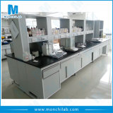 Laboratory Furniture Center Lab Bench for Science Study