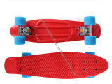 Plastic Skateboard with 22 Inch Size and PU Wheel (YVP-2206)