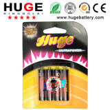 2014 High Quality Carbon Zinc Battery AAA R03