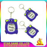 Wholesale Decorative Cartoon Key Chain, Promotional Animal Mini Photo Frame