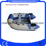 Foldable PVC/Hypalon Inflatable Rubber Fishing Boat Tender for Sales