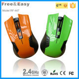 Dpi Adjustable 2.4G Wireless Mouse